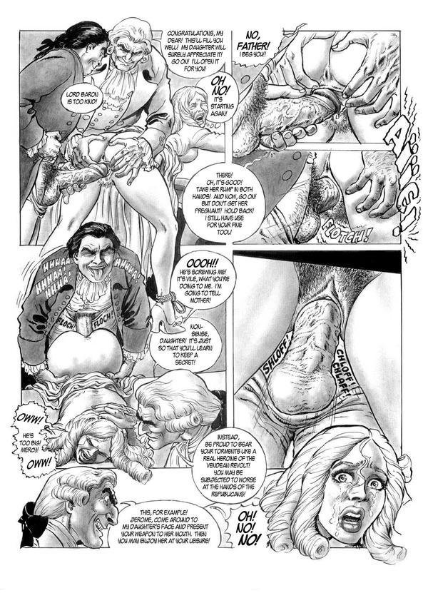 series drawn Adult comic kovacq