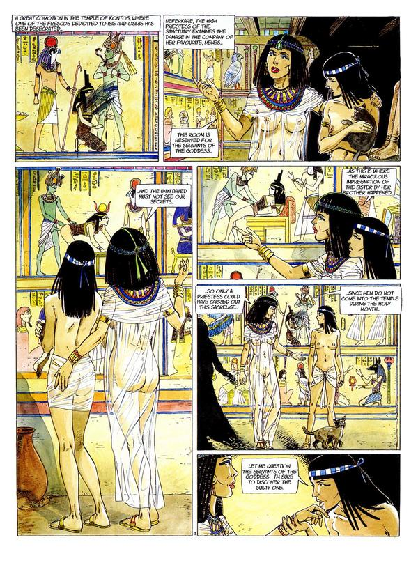 Xxx ancient egypt