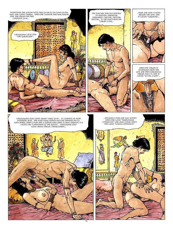 Sutra story kama sex