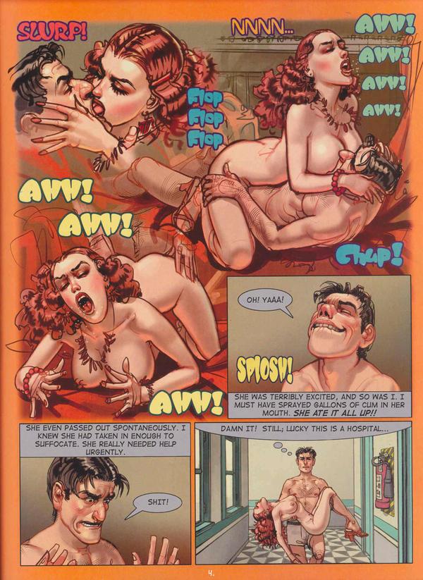 Damon danilo nude