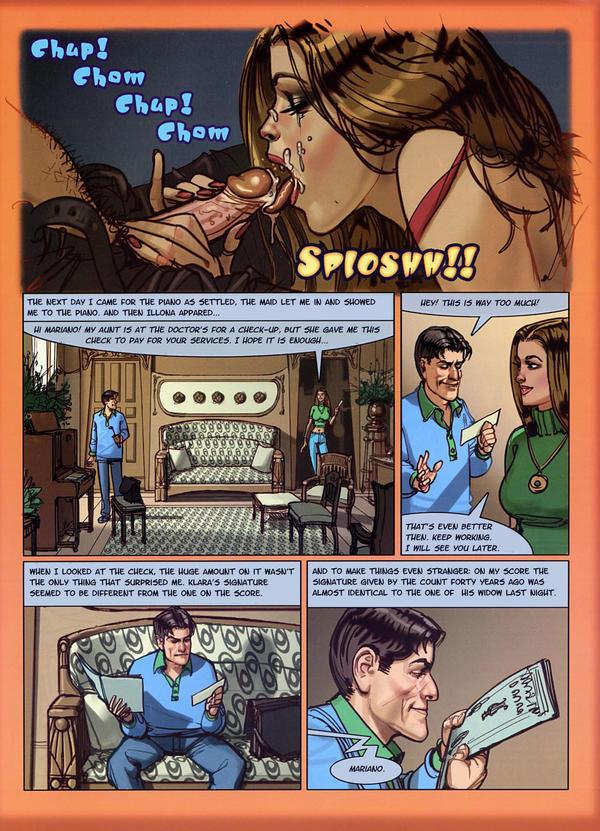 The piano tuner ignacio noe comics cartoon porn comics-43409