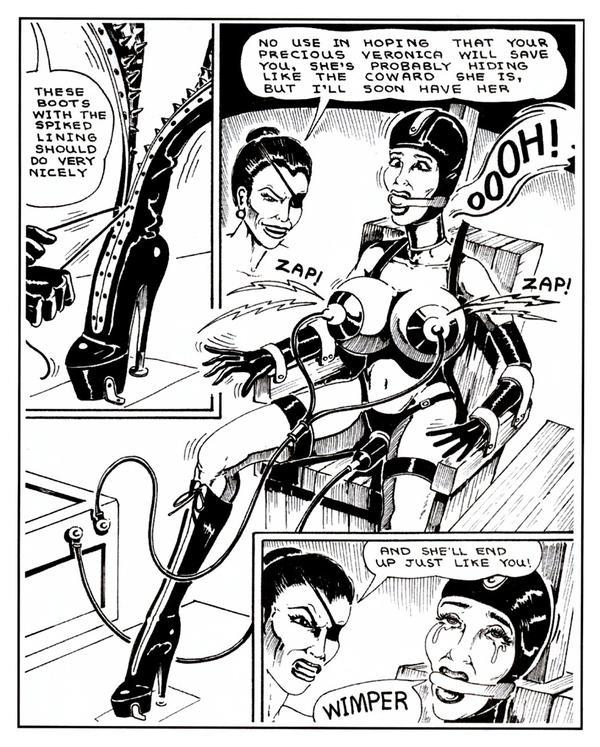 Porn life bondage sex comic