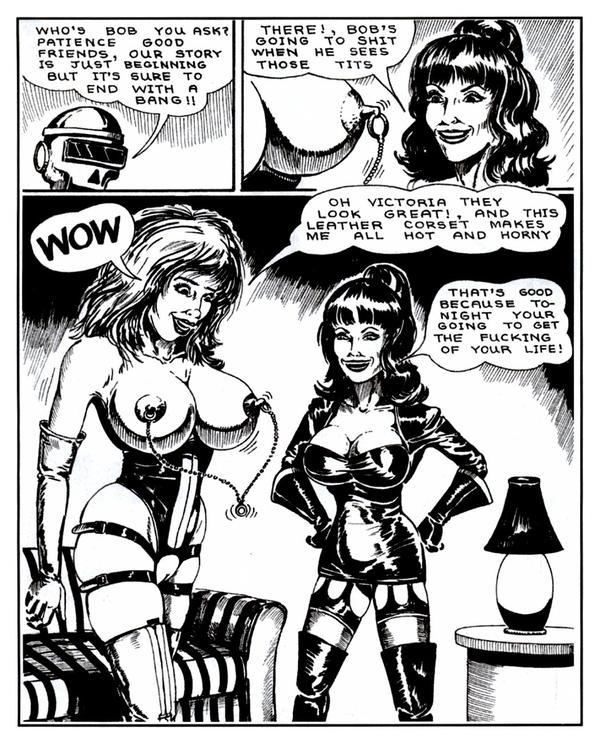 Fountain bondage comic stories
