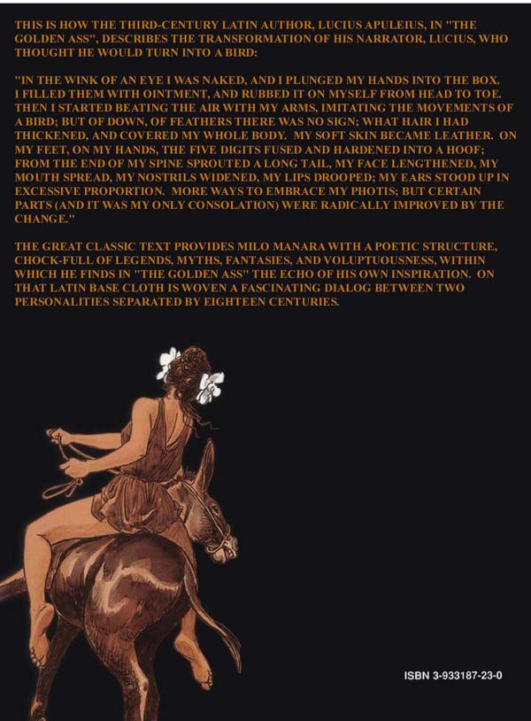 Bien 13:50 Manara the golden ass