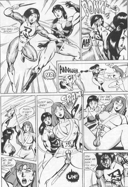 Karate girl porn-4363