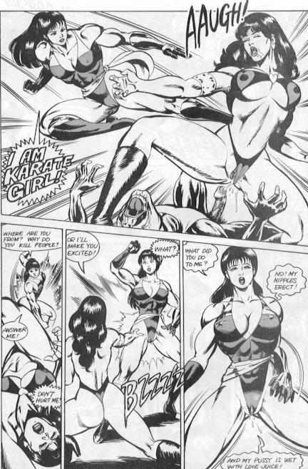 Girls sex arts martial
