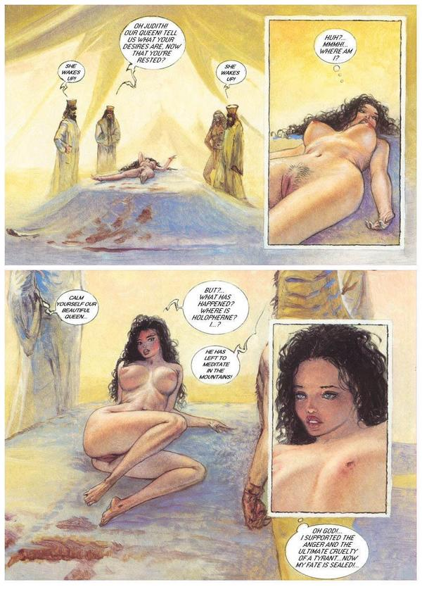 Judith And Holopherne By Peter Riverstone Zizki Sex And -4912