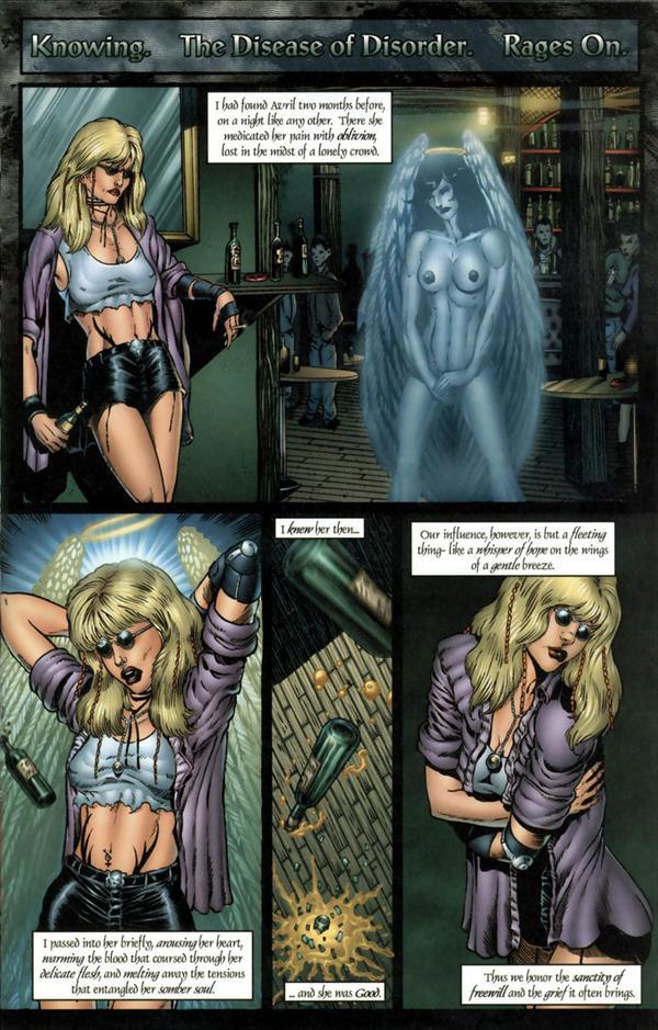 Halo Comics porno