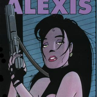 Alexis 1 by Adam Kelly