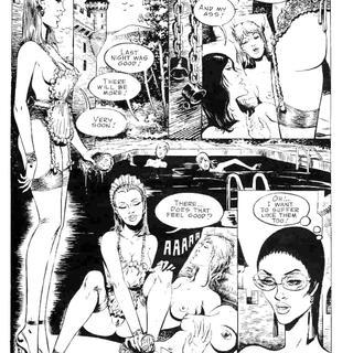 Billie and Betty 1 by Alan Davis