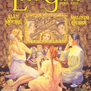Lost Girls 1 by Alan Moore