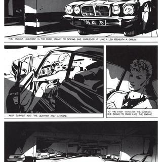 Erma Jaguar 2 by Alex Varenne