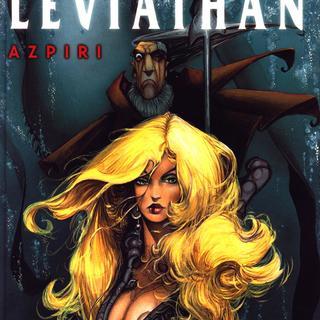 Lorna Leviathan by Alfonso Azpiri