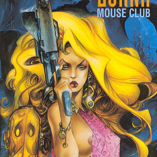 Lorna Mouse Club by Alfonso Azpiri