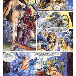 Bethlehem Steele Book 2 by Alfonso Azpiri
