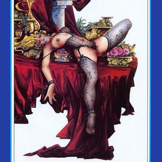 Bethlehem Steele Book 3 by Alfonso Azpiri
