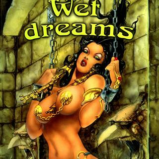 Wet Dreams 1 by Alfonso Azpiri