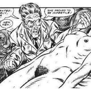 Sperm of Frankenstein by Anton Drek