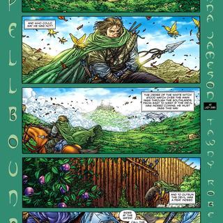 Spellbound by Antony Johnson, Juan Jose Ryp