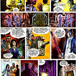 Alien the Illustated Story by Archie Goodwin, Walter Simonson