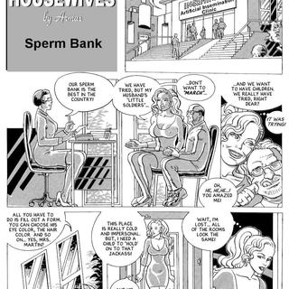 Sperm Bank by Armas