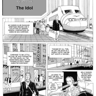 The Idol by Armas