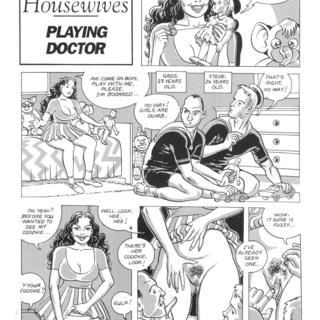 Power to the Housewives Playing Doctor by Armas