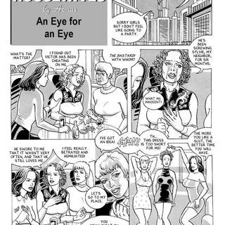 An Eye for an Eye by Armas
