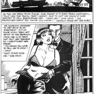 Форум про порно комиксы