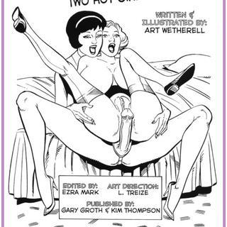 Art wetherell sizzlin sisters cartoon porn