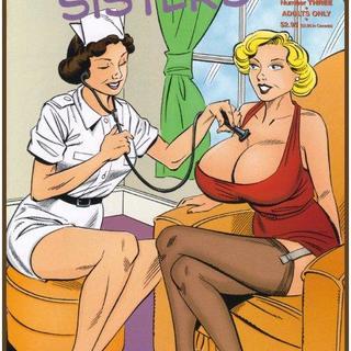 porn art comics girls scissoring girls