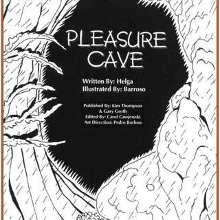Pleasure cave by Barroso