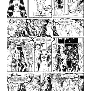 Lolita Fatal Helloween by Belore