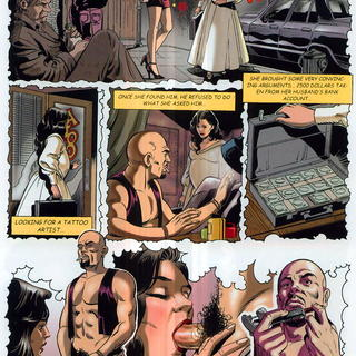 Nymphos Revenge by Benedetti