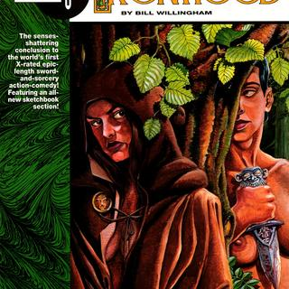 Ironwood 2 by Bill Willingham