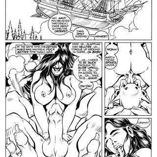 Ironwood 1 by Bill Willingham