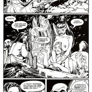 Ironwood 2 by Bill Willingham