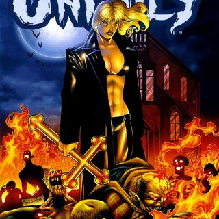 Unholy 3 by Brian Pulido, Di Amorim
