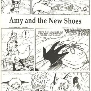 Amys Adventures by Brian Sutton