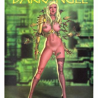 Dak Angel 1 Project Enigma by Brian Tarsis