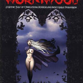 Worm Wood by Brian Tarsis