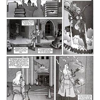 Dak Angel 2 The Svetnian Affair by Brian Tarsis