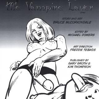Boffy the Vampire Layer 3 by Bruce McGorkindale
