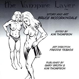 Boffy the Vampire Layer 2 by Bruce McGorkindale