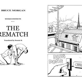 The Rematch by Bruce Morgan