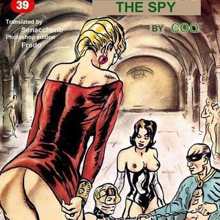 Spy by Bruno Coq