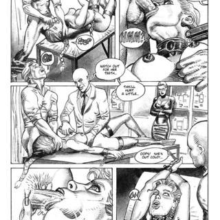Strange Doctor Mazsovitch by Bruno Coq