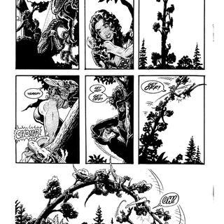 Cavewoman Rain 2 by Bud Root