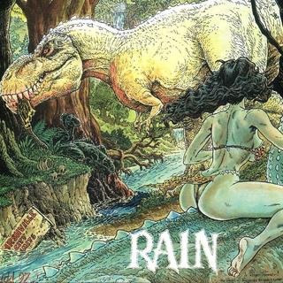 Cavewoman Rain 8 by Bud Root
