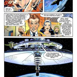 Doctor Dare 5 Space 1939 2 by Caragonne